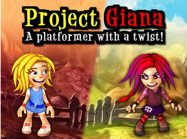 Project Giana @GameLabProject Giana @GameLab