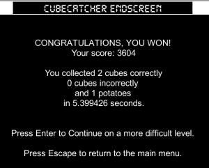 cubecatcher_endscreen